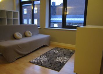 Thumbnail Studio to rent in 16 York Place, Leeds