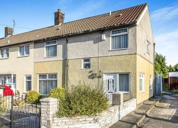 Thumbnail 4 bed end terrace house for sale in Shirdley Avenue, Liverpool, Merseyside