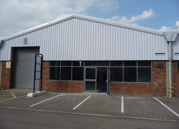 Thumbnail Light industrial to let in Unit 15 Central Trading Estate, Saltney, Chester