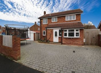 Thumbnail 3 bed detached house for sale in Dane Avenue, Thorpe Willoughby, Selby