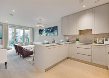 Thumbnail 2 bed flat for sale in Renaissance Square Apartments, Palladian Gardens, London