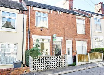 Thumbnail 2 bed terraced house to rent in Hardwick Street, Tibshelf, Alfreton, Derbyshire