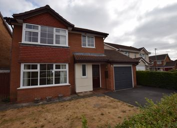 Thumbnail 4 bed detached house to rent in Windermere, Stukeley Meadows, Huntingdon, Cambridgeshire