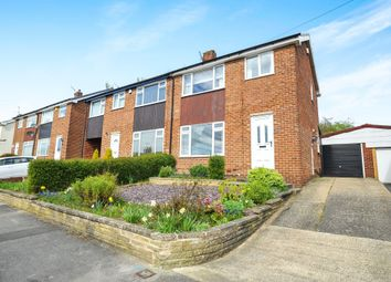 Thumbnail 3 bed semi-detached house for sale in Church Street, Yeadon, Leeds