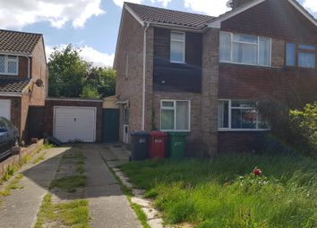Thumbnail 4 bed semi-detached house to rent in Thames Road, Langley, Slough
