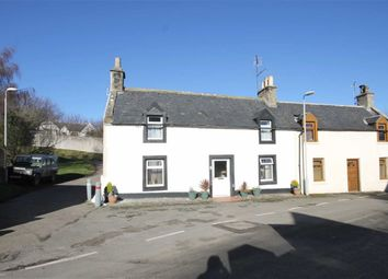 Thumbnail 3 bed semi-detached house for sale in Spey Street, Garmouth, Fochabers