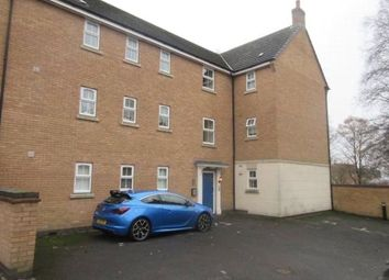 Thumbnail 2 bed flat to rent in Malsbury Avenue, Scraptoft, Leicester, Leicestershire