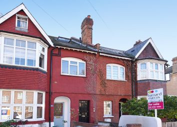 Thumbnail 2 bed flat for sale in Barrow Road, London