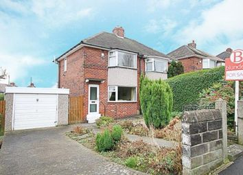 Thumbnail 2 bed semi-detached house for sale in Hopefield Avenue, Sheffield, South Yorkshire