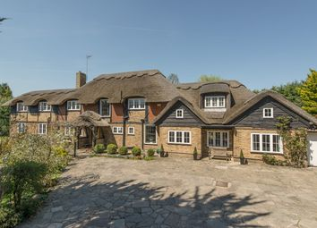 Thumbnail 5 bed property for sale in Manor Way, Oxshott, Leatherhead