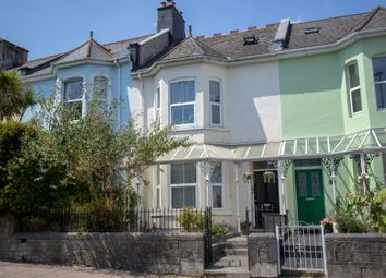 Thumbnail 3 bed maisonette for sale in Milehouse Road, Stoke, Plymouth