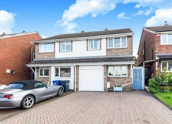 Thumbnail 3 bed semi-detached house for sale in Emmanuel Road, Burntwood, Staffordshire