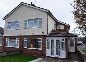 Thumbnail 3 bed semi-detached house for sale in Kingsway, Bebington