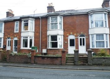Thumbnail 2 bedroom property to rent in Fairlee Road, Newport