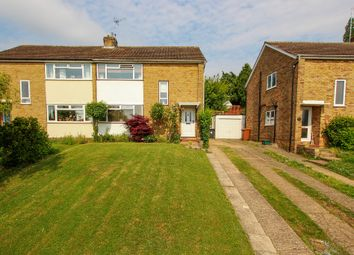 Thumbnail 4 bed semi-detached house for sale in Mandeville Road, Hertford