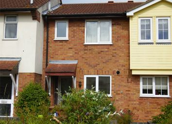 Thumbnail 2 bed terraced house to rent in Sunnymead, Peterborough, Cambridgeshire