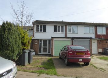 Thumbnail 3 bed terraced house for sale in Willow Wood Crescent, London