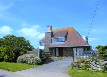 Thumbnail 4 bed detached house for sale in Mawgan, Helston, Cornwall