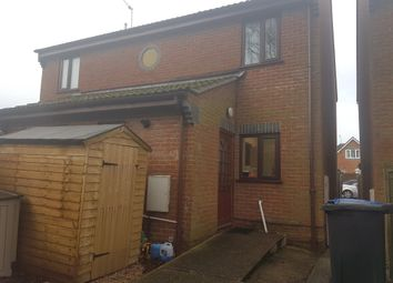 Thumbnail 2 bedroom semi-detached house to rent in Parkstone, Poole