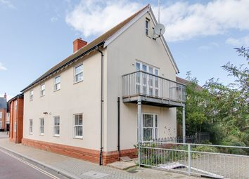 Thumbnail 2 bed flat for sale in St Johns Road, Wivenhoe, Colchester