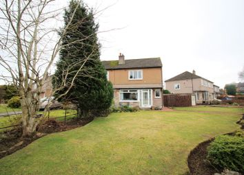 Thumbnail 2 bed semi-detached house for sale in Cameron Drive, Newton Mearns