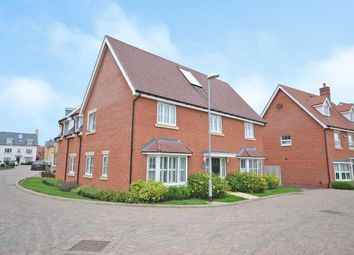 Thumbnail 5 bed detached house for sale in Burgattes Road, Dunmow