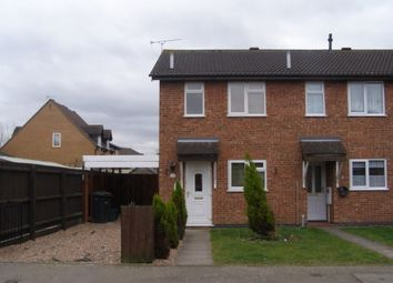 2 bed semi-detached house to rent in Darwin Close, Broughton Astley, Leicestershire LE9