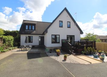 Thumbnail Detached house for sale in 12A Grahamshill Street, Airdrie