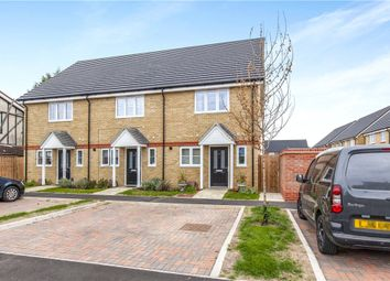 Thumbnail 2 bed end terrace house for sale in Longford Avenue, Staines-Upon-Thames, Surrey