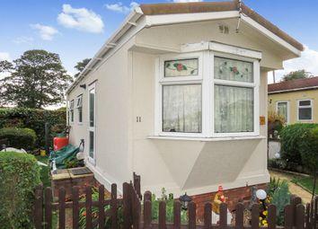 Thumbnail 1 bedroom mobile/park home for sale in Whitehaven Park, Ingoldmells, Skegness