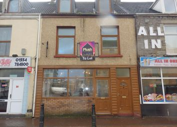 Thumbnail 1 bed detached house to rent in Murray Street, Llanelli