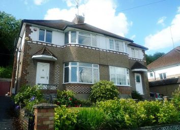 Thumbnail 3 bed semi-detached house to rent in Keep Hill Drive, High Wycombe