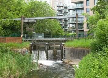 Thumbnail 2 bed flat for sale in Skylark Point, Woodberry Park, London