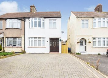Dawes Avenue, Hornchurch RM12. 3 bed semi-detached house for sale