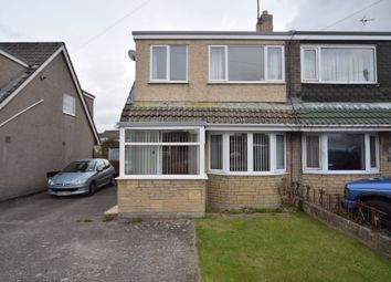 Thumbnail 3 bed semi-detached house to rent in Mearness Drive, Ulverston, Cumbria