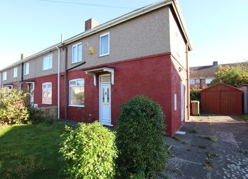 Thumbnail 2 bed end terrace house to rent in Sycamore Avenue, Thornaby