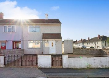 Thumbnail 2 bed end terrace house for sale in Honey Garston Road, Hartcliffe