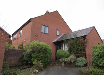 Thumbnail 4 bed detached house to rent in The Rectory, Lions Bank, Montgomery, Powys