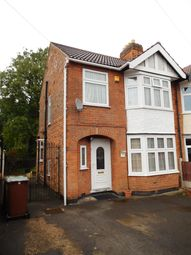 Thumbnail 3 bed semi-detached house to rent in Charlbury Road, Wollaton