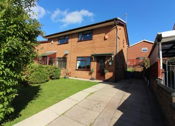 Thumbnail 2 bed semi-detached house for sale in Warsill Grove, Longton, Stoke-On-Trent