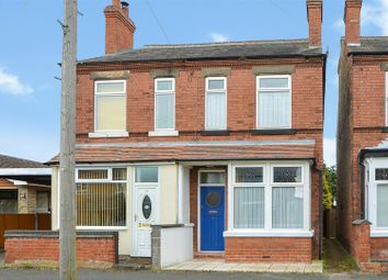 Thumbnail 2 bed semi-detached house for sale in Garfield Avenue, Draycott, Derby