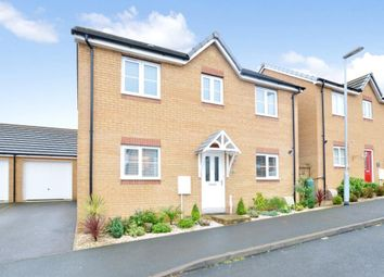 Thumbnail 3 bed detached house for sale in Orchard Grove, Newton Abbot, Devon