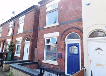 Thumbnail 2 bed end terrace house for sale in Dundonald Street, Heaviley, Stockport
