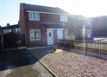 Thumbnail 2 bed property to rent in Linnet Way, Sleaford, Lincs