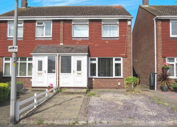 3 bed semi-detached house for sale in Stoneleigh Drive, Hoddesdon EN11