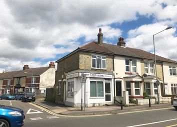 Thumbnail 3 bed end terrace house for sale in 418 Canterbury Street, Gillingham, Kent