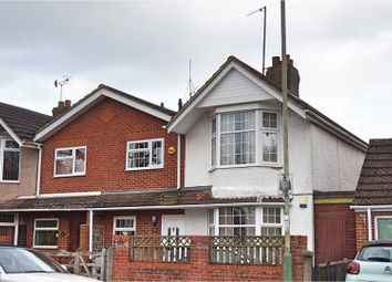 Thumbnail 4 bedroom semi-detached house for sale in Shrivenham Road, Swindon