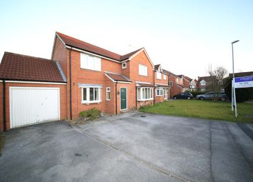 Thumbnail 4 bed detached house to rent in The Spinney, Moortown, Leeds