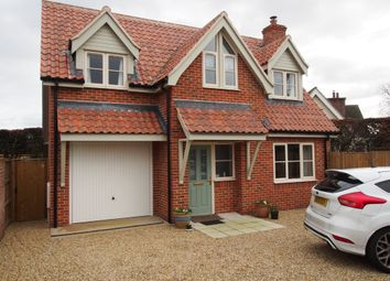 Thumbnail 2 bed detached house to rent in Back Lane, Wymondham