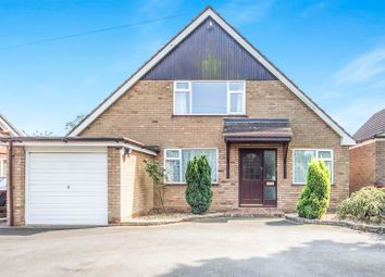 Thumbnail 4 bed detached house for sale in Worcester Road, Kenilworth
